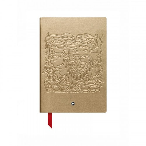 Caderno Montblanc Fine Stationery Notebook