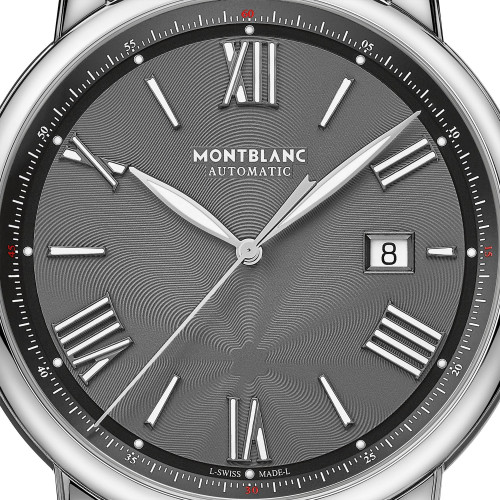 Relógio Montblanc Star Legacy Automatic Data 43mm