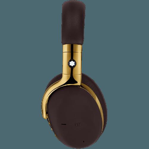 Fone de ouvido Montblanc marrom