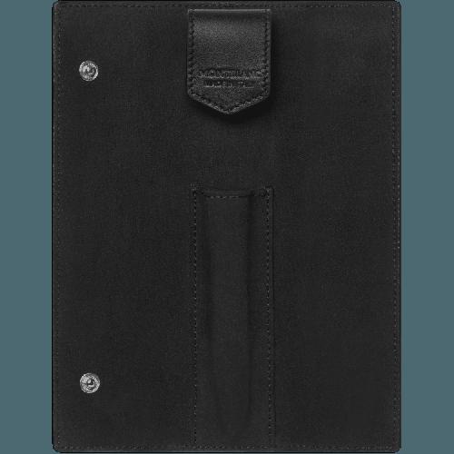 Porta caneta Montblanc Meisterstück Soft Grain - 1 caneta