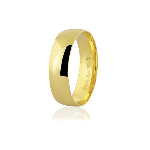 Aliança de ouro 18k (5.5mm)