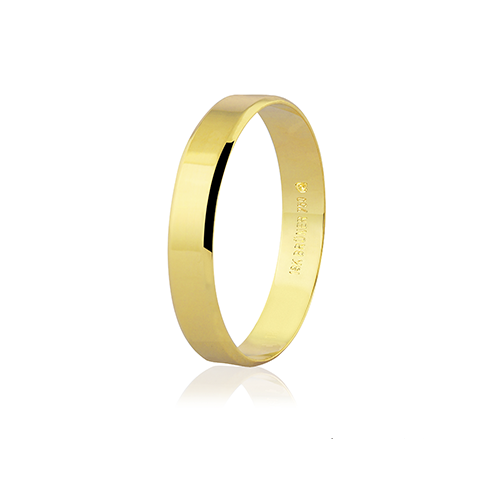 Aliança de ouro 18k (3.5mm)