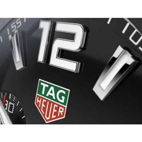 Relógio Tag Heuer Formula 1 A Quartzo Pulseira Borracha