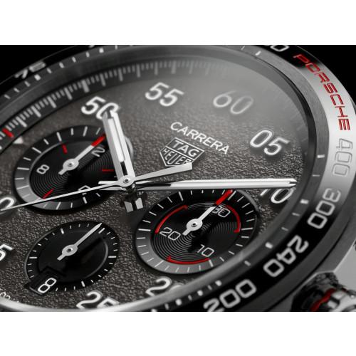 Relógio TAG Heuer Carrera Porsche - Edição Especial Cronógrafo - CBN2A1F.FC6492