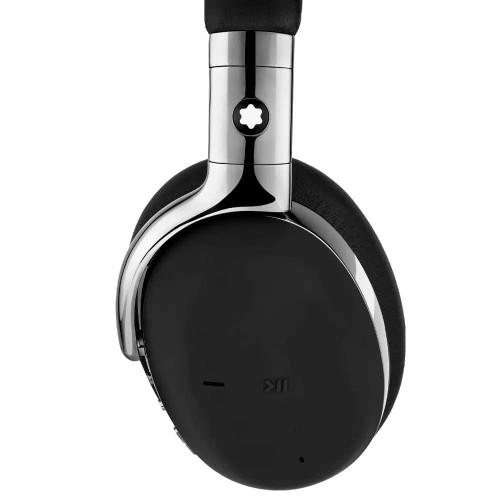 Fone de ouvido Headphone Montblanc Preto