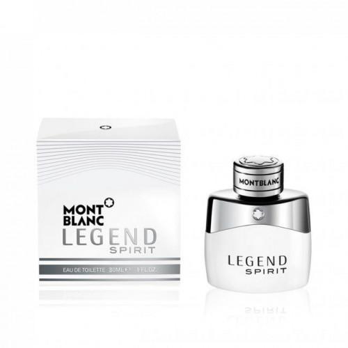 Perfume Masculino Montblanc Legend Spirit EDT - 30ml