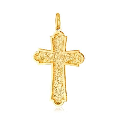 Pingente Crucifixo Ouro 18k