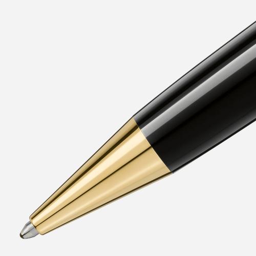 Caneta Esferográfica Meisterstück LeGrand Revestida em Ouro