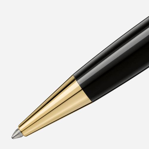 Caneta Montblanc Esferográfica Meisterstück Classique revestida em ouro