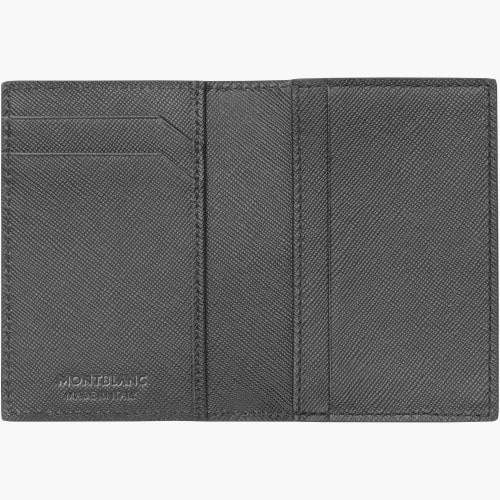 Porta cartão Montblanc Sartorial Cinza