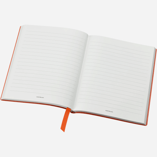 Caderno Montblanc Laranja Manganese #146