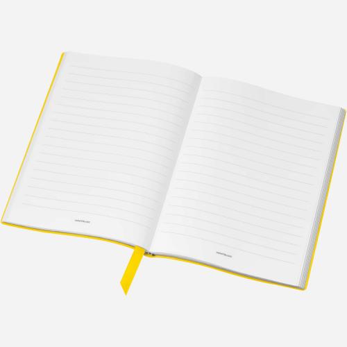 Caderno Montblanc Amarelo #146