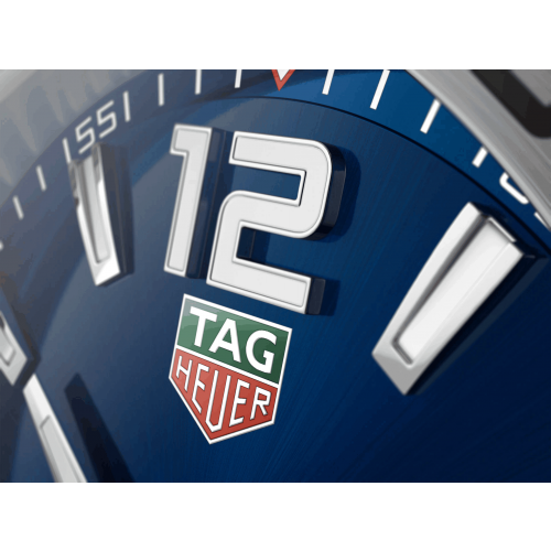 Relógio TAG Heuer Formula 1 a Quartzo 41mm mostrador Azul - WAZ1118.BA0875