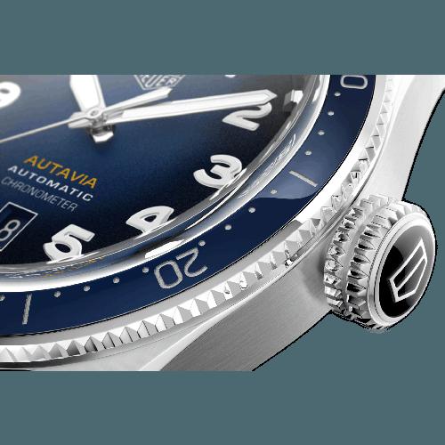 Relógio TAG Heuer Autavia - WBE5116.FC8266