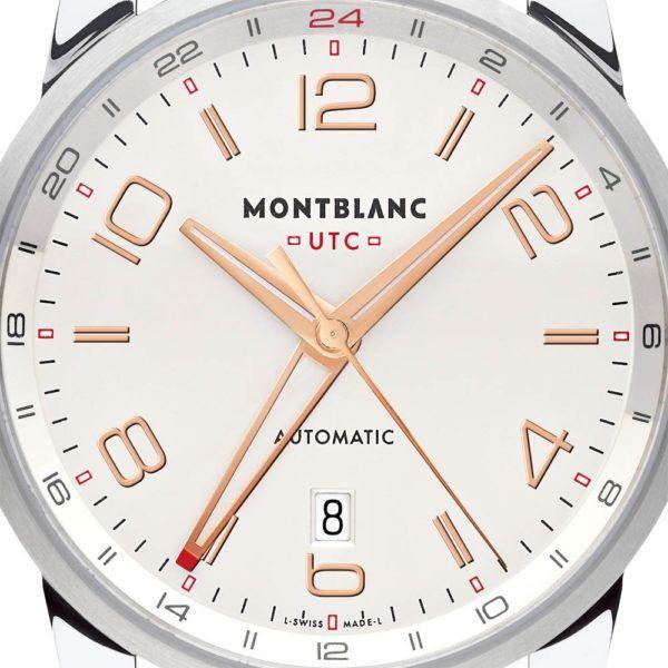 Relógio Montblanc TimeWalker Voyager UTC