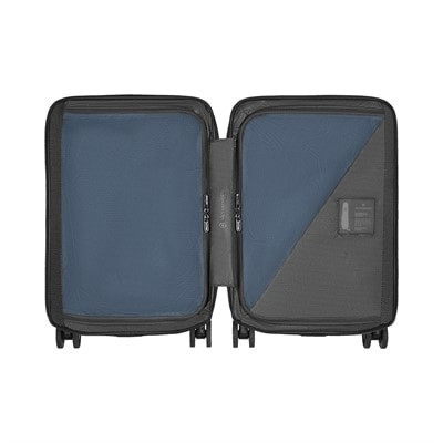 Mala de viagem Airox Frequent Flyer Hardside Carry-On - Azul Escuro