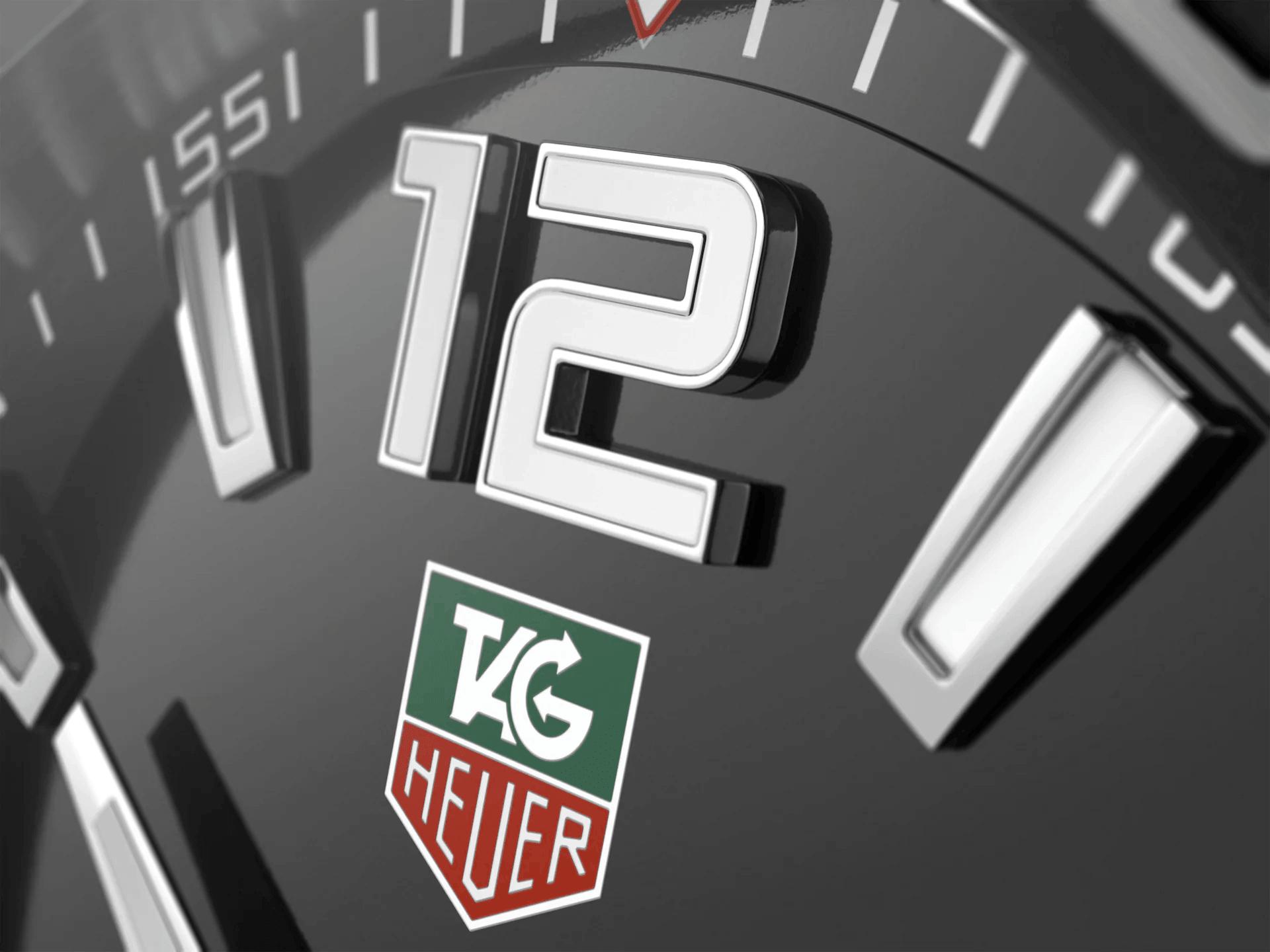 Relógio Tag Heuer Formula 1 a Quartzo Pulseira Preta 41mm