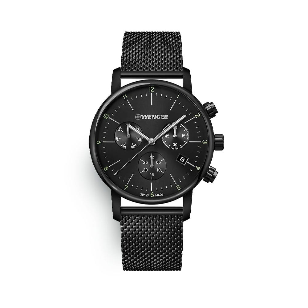 Relógio Wenger Urban Classic Chrono