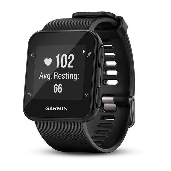 Relógio de Pulso com GPS Garmin Forerunner 35 Preto
