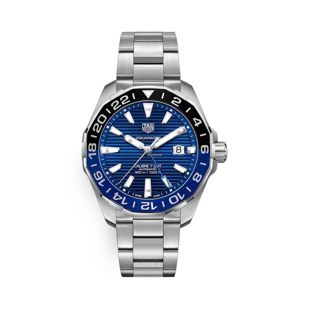 Relógio Tag Heuer GMT Aquaracer