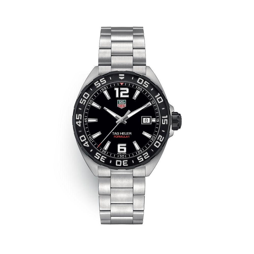 Relógio Tag Heuer Formula 1 a Quartzo mostrador Preto
